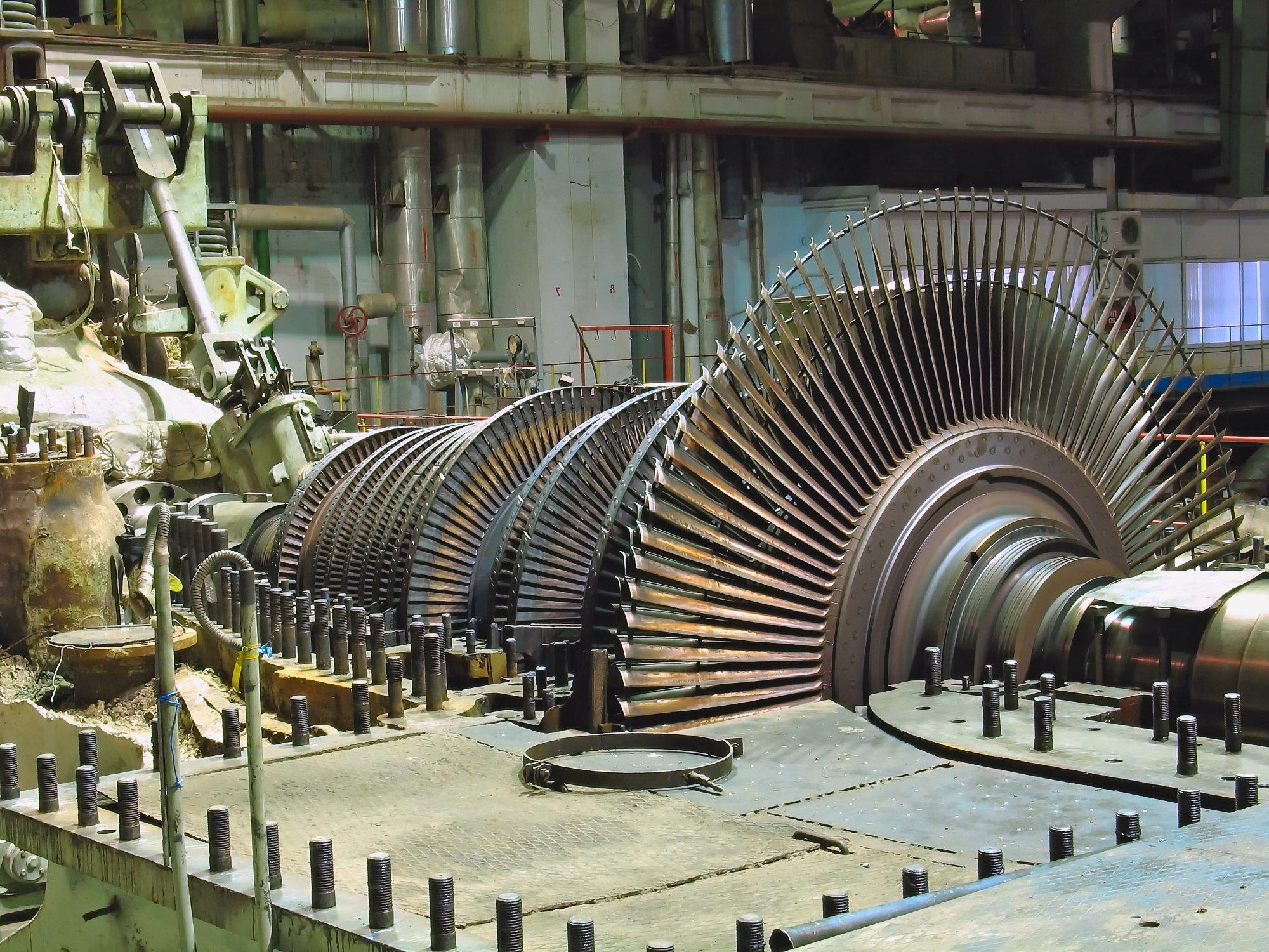 Консервация энергетического оборудования
